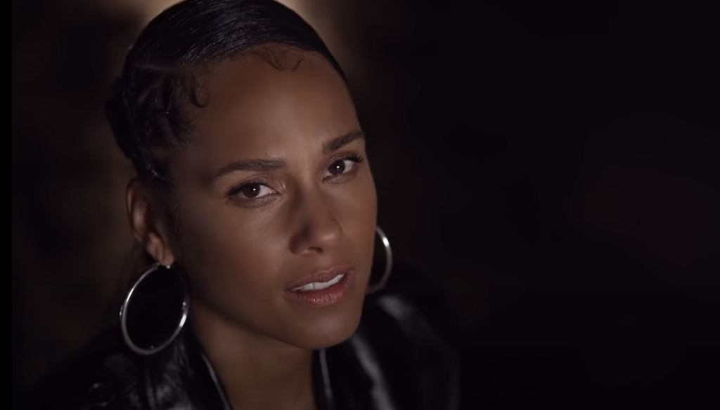 Alicia Keys - Perfect Way To Die (Official Video)