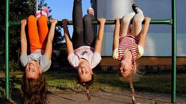 Dzieci będą bronić placu zabaw: tu się wychowujemy, a nie na jakimś pajączku