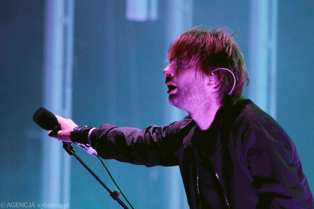 Radiohead - koncert w Poznaniu, w 2009 roku