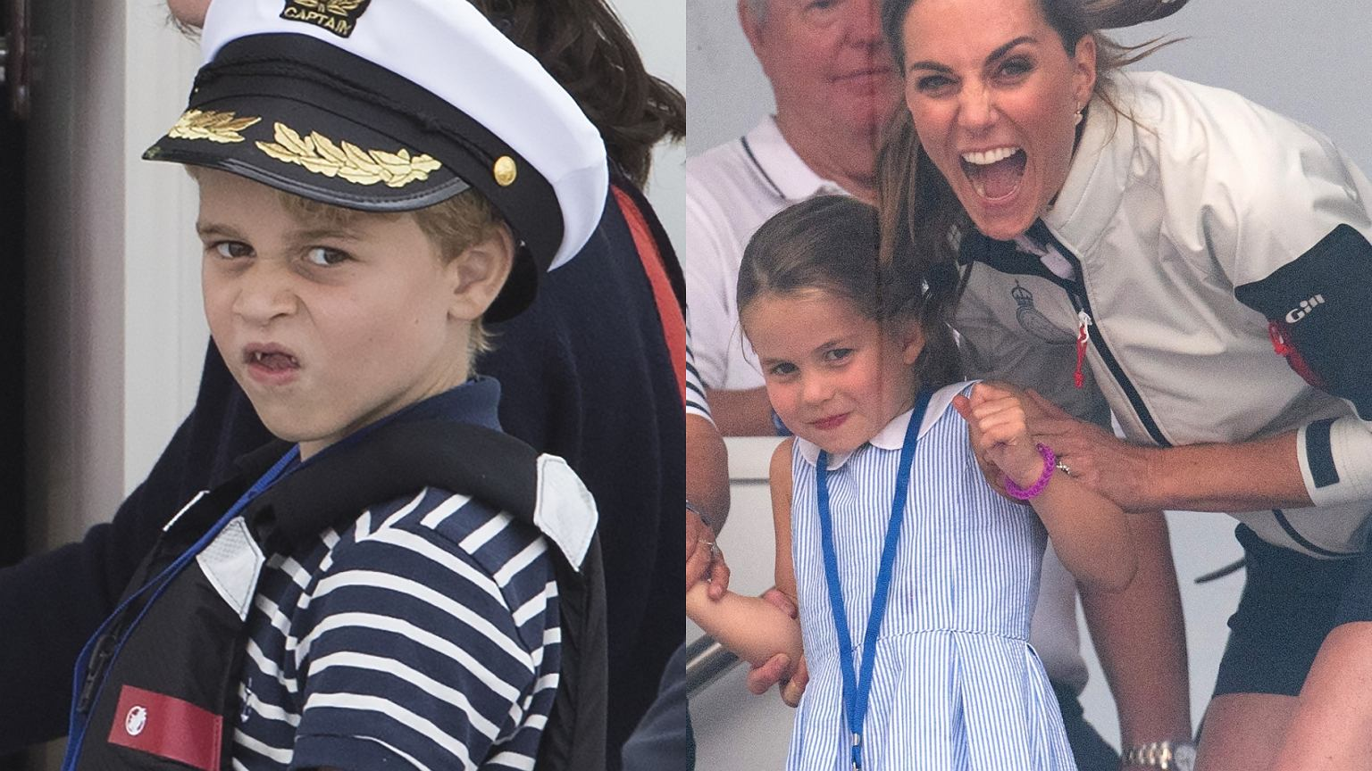 Image result for kate and charlotte