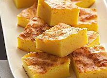 Ciasto z polentą (zganci) - ugotuj