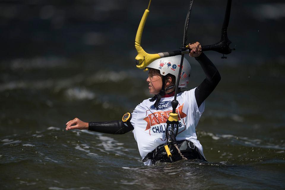 Zdjęcie numer 2 w galerii - Ford Focus Active Challenge - Mistrzostwa Polski w kitesurfingu oraz wielki finał Pucharu Polski!