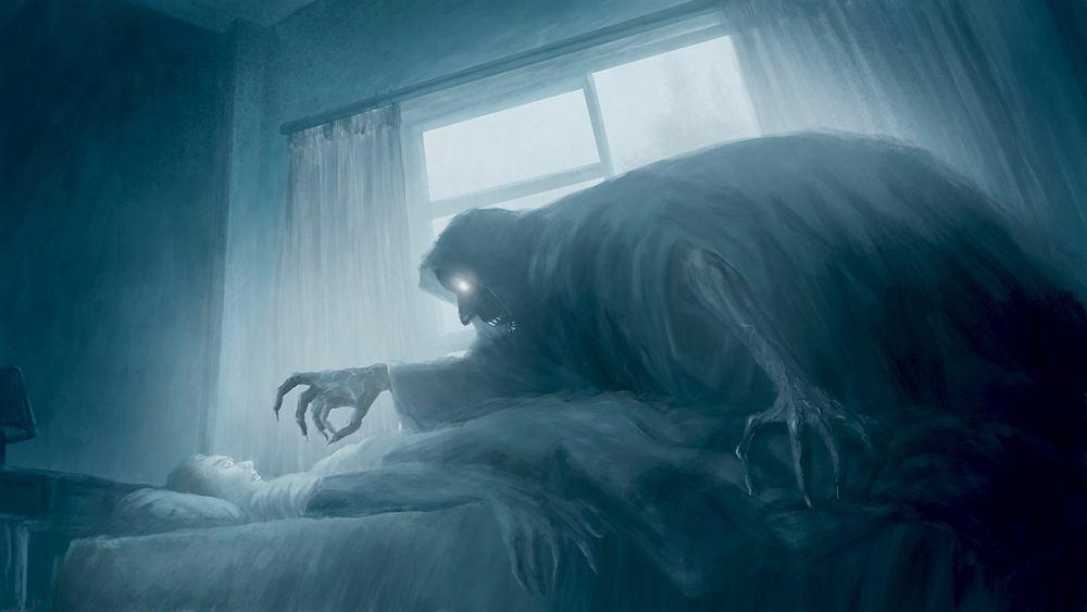 Zmora nocna - kim jest, do kogo przychodzi i jak się jej pozbyć? Zdjęcie ilustracyjne
