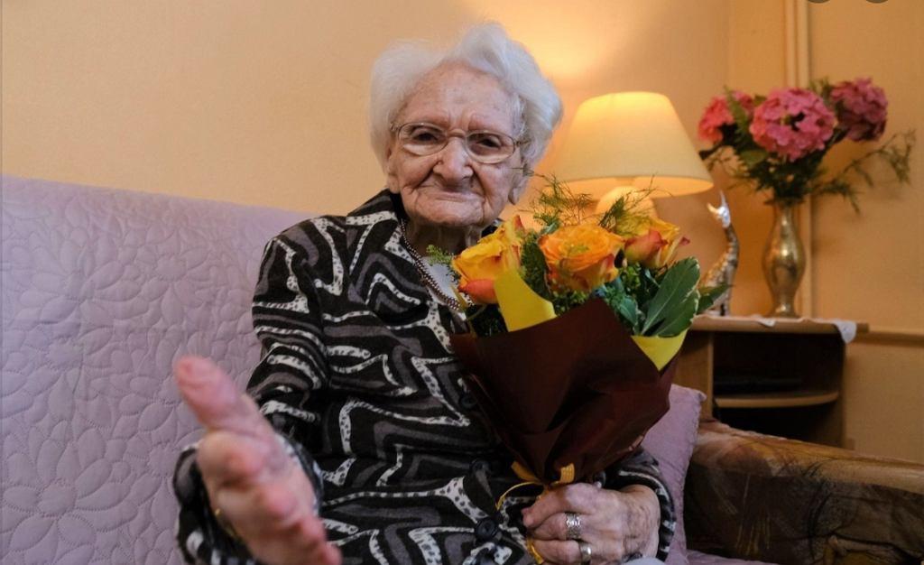 Najstarsza Polka niedawno miała urodziny. Ile skończyła lat? 'Zawsze była bardzo aktywna'