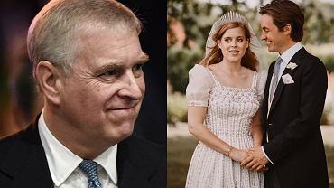 Księżniczka Beatrice wzięła ślub