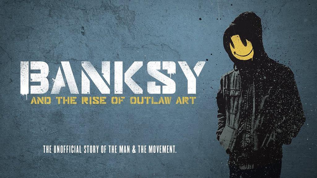 W lipcu na HBO GO: Banksy: Sztuka wyjęta spod prawa