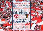 Znamy kadrę Pogoni na sparing z Kaiserslautern