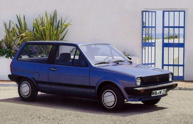 Volkswagen Polo II