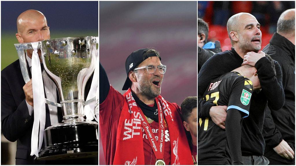 Najlepsi trenerzy świata według 'L'Equipe'
