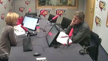 """Prof. Leszek Balcerowicz był gościem Dominiki Wielowieyskiej w """"Poranku Radia TOK FM"""""""