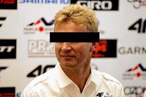 Andrzej P., były dyrektor sportowy PZKol, oskarżony o gwałt i usiłowanie zgwałcenia. Grozi mu 12 lat więzienia