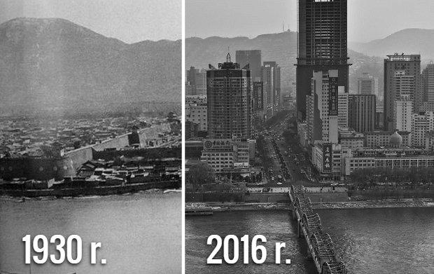 Chiny dawniej i dziś
