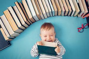 Książki dla rocznego dziecka. Najlepsze propozycje dla malucha