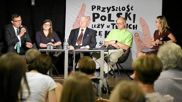 Białostocka debata WWF Polska '2050 Polska dla pokoleń. Jaką przyszłość wybierzesz?'