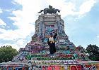Strącenie pomnika może być zrzuceniem łapy opresyjnej władzy. Czy to rasiści, Lenin czy ksiądz Jankowski