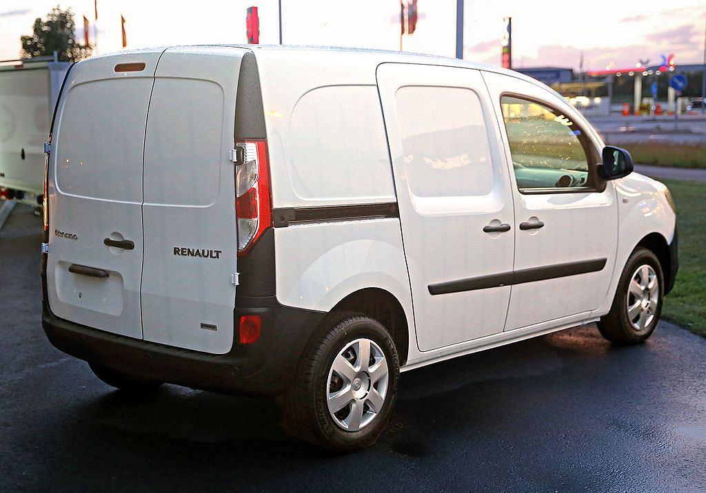 Renault Kangoo. Zdjęcie ilustracyjne