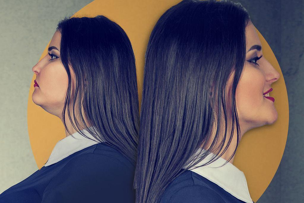 Naukowcy wyliczyli, ile dokładnie trzeba schudnąć, żeby twarz wydawała się bardziej atrakcyjna