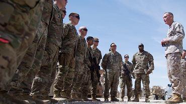 Amerykańscy żołnierze zostaną wysłani do Zatoki Perskiej po atakach na saudyjską rafinerię. Zdjęcie ilustracyjne