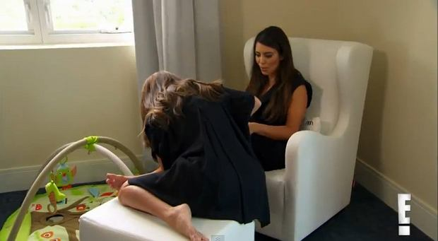 Kim i Kourtney Kardashian