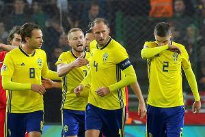 Legendarny reprezentant Szwecji wywołał zadymę przed restauracją. Szybko pożałował