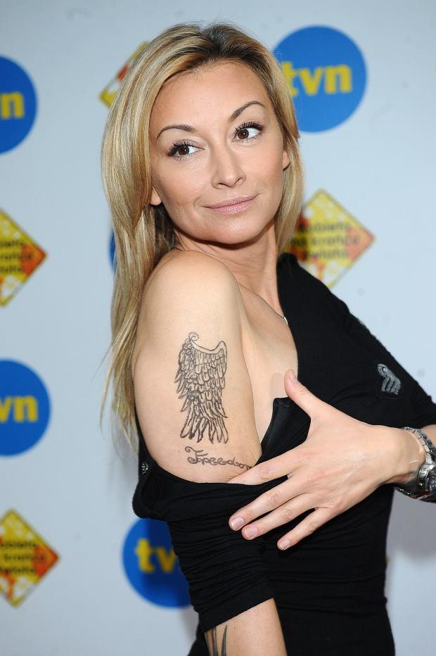 Martyna Wojciechowska Ma Wiele Tatuaży Wszystkie Są