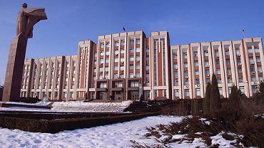 Tyraspol w Naddniestrzu