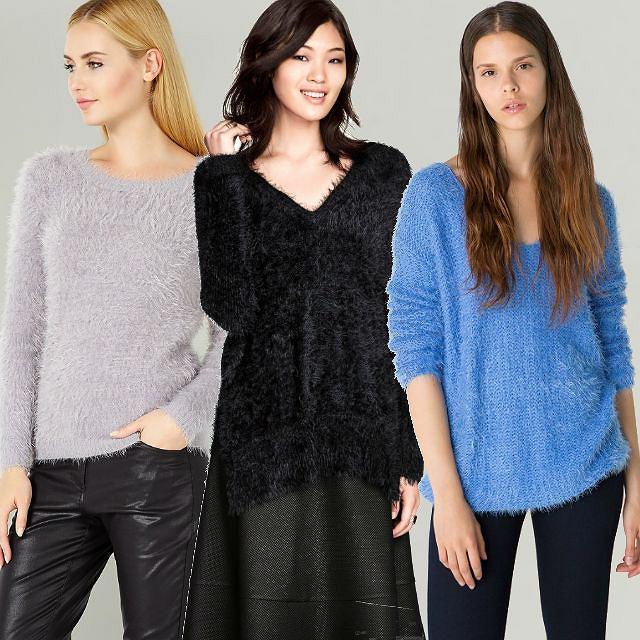 Sweter idealny na jesień