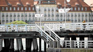 Sopot jest coraz bardziej popularny wśród turystów ze Skandynawii