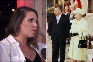 Aleksandra Kwaśniewska, Aleksander Kwaśniewski z królową