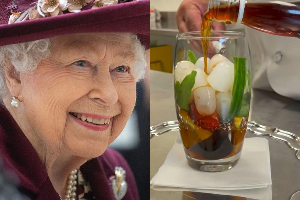 Ulubiony napój królowej Elżbiety II