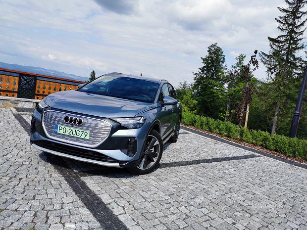 Opinie Moto.pl: Audi Q4 e-tron. To może być strzał w dziesiątkę