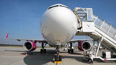 Samolot - zdj. ilustracyjne