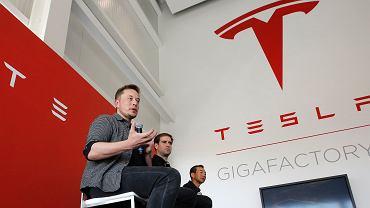 Elon Musk, prezes Tesla Motors
