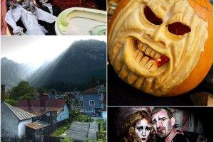 Najlepsze miejsca na Halloween w Europie