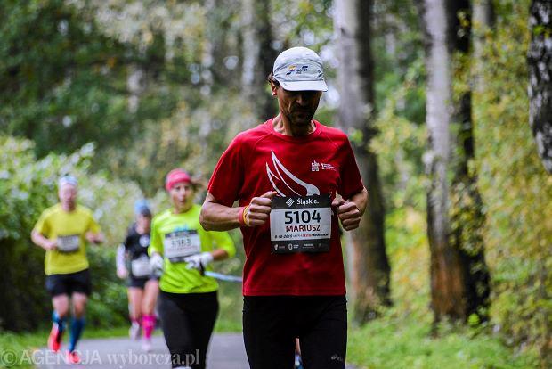 Zdjęcie numer 45 w galerii - Silesia Marathon. Chłód i wiatr niestraszne, rekord pobity! [ZDJĘCIA]