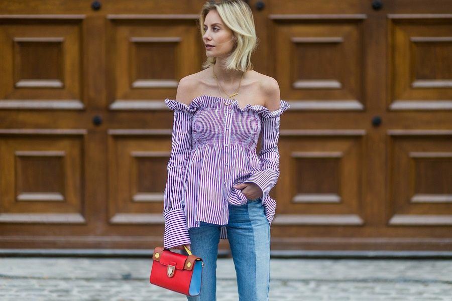Bluzki do jeansów