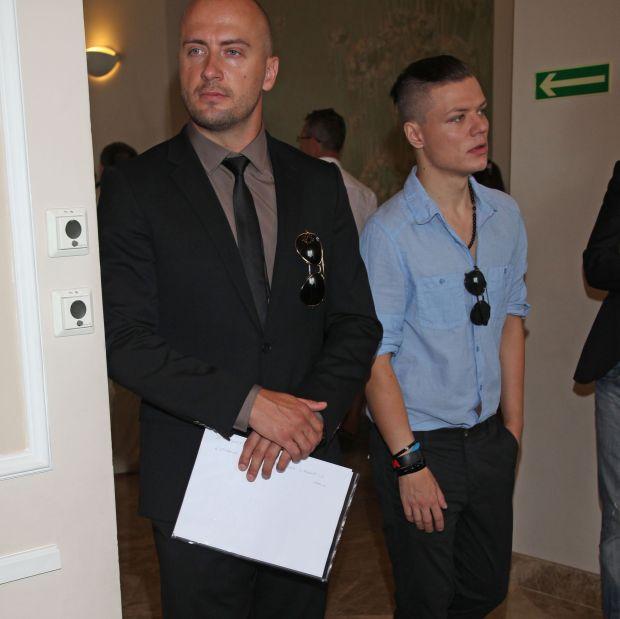 Slub Tomasza Luberta i Ewy Wojtasik, Urzad Stanu Cywilnego Warszawa Starowka, 17.08.2012, fot. WBF