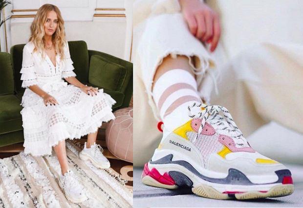 Zdjęcie numer 2 w galerii - Najmodniejsze sneakersy sezonu kupisz teraz nie tylko u Gucci i Balenciagi