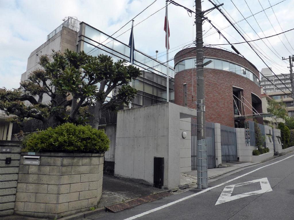 Ambasada RP w Tokio. Zdjęcie ilustracyjne