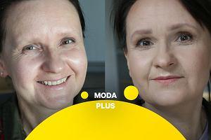 """Z cyklu """"Moda Plus"""". Pokazujemy, jak wykonać makijaż dla dojrzałej kobiety"""