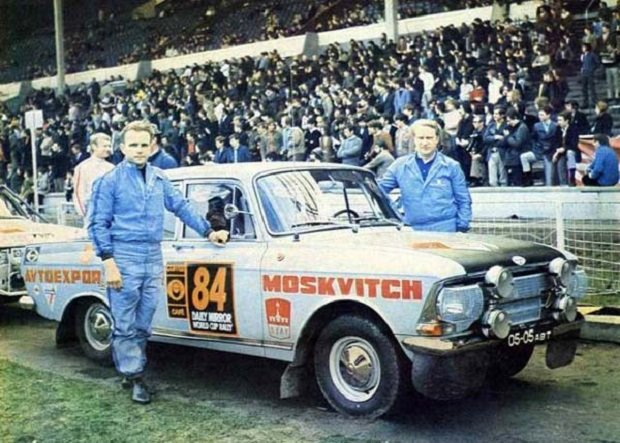 Moskwicz 408 Rally