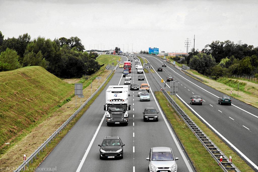 Na autostradzie A4 pod Wrocławiem pojawi się odcinkowy pomiar prędkości