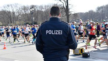 Berlin.:Policja udaremniła zamach na półmaraton