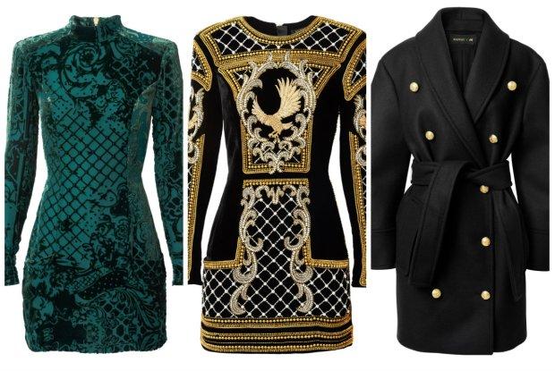 Kolekcja Balmain dla H&M - ile będą kosztować ubrania i dodatki? Już to wiemy! Czas zacząć oszczędzać [MODELE I CENY]
