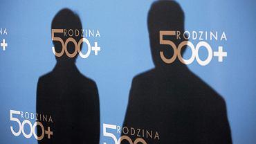 'Rodzina 500 plus w praktyce' - konferencja minister rodziny w rządzie PiS Elżbiety Rafalskiej. Warszawa, 19 lutego 2016