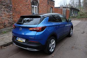 Opinie Moto.pl: Opel Grandland X 2.0 CDTi - nowy w rodzinie