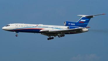 Rosyjski TU-154 (zdjęcie ilustracyjne)