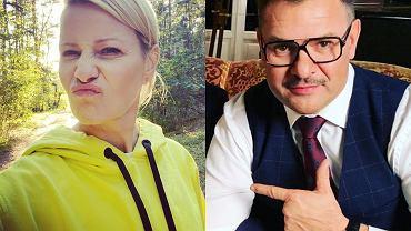 Małgorzata Kożuchowska, Tomasz Karolak