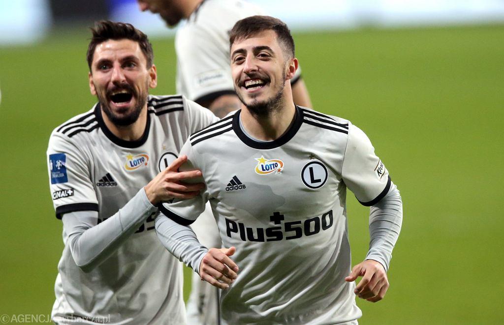 Josip Juranović. Transfer gwiazdora Legii zależy od zawodnika Manchesteru City