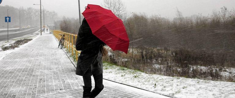 Pogoda. IMGW ostrzega: w części Polski silny wiatr i marznące opady